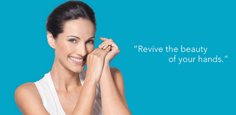 hands Rejuvenation Fat Transfer Filler Sacramento California