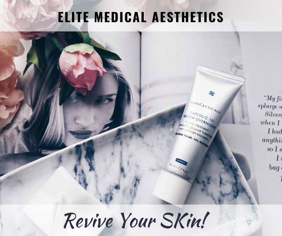 Skinceuticals Revive SKin Elite Medical Aesthetics Rocklin