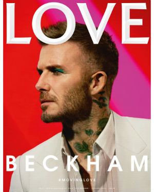Becham Men's Makeup LOVE Magazine Rocklin Elite Medical s